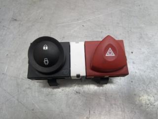 Запчасть блок кнопок Renault Megane 2 2003-2009