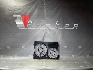 Диффузор вентилятора VOLKSWAGEN новая