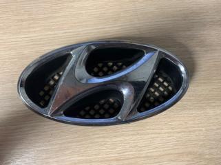 Запчасть эмблема передняя Hyundai i40 2011