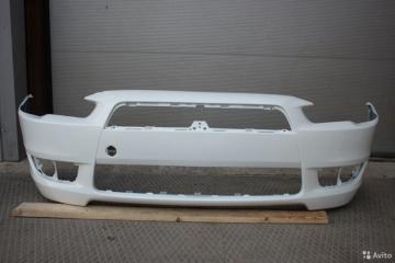 Запчасть бампер передний Mitsubishi Lancer 2008