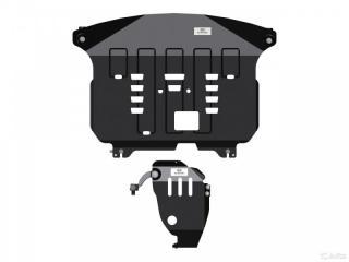 Запчасть защита двигателя передняя Kia Sorento