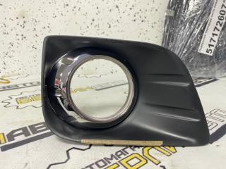 Запчасть накладка противотуманной фары передняя Toyota Land Cruiser Prado