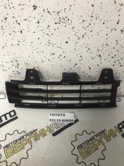 Запчасть решетка бампера передняя правая Toyota Land Cruiser 200