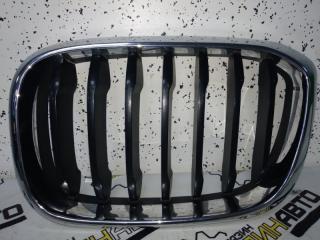 Запчасть решетка радиатора передняя левая BMW X3