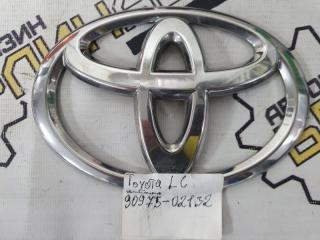 Запчасть эмблема передняя Toyota Land Cruiser 200