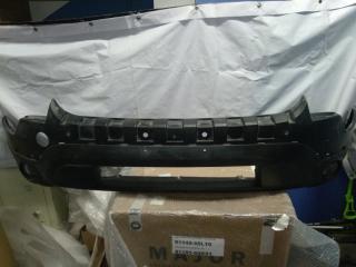 Запчасть юбка переднего бампера передняя Ford Explorer 2011