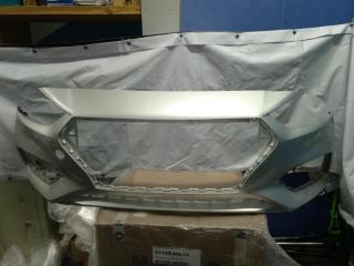Запчасть бампер передний Hyundai Solaris