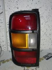 Запчасть фонарь задний левый Mitsubishi Pajero