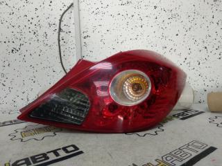 Запчасть фонарь задний правый Opel Corsa D