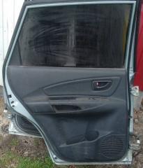 Запчасть дверь задняя левая Hyundai Santa-Fe