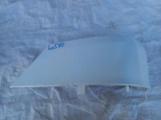 Запчасть накладка заднего бампера левая Lexus LX570 2015