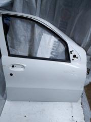 Запчасть дверь передняя правая Fiat Albea