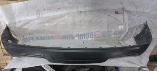 Запчасть юбка заднего бампера Ford Explorer 2011