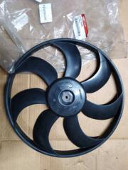 Запчасть крыльчатка вентилятора Hyundai Solaris