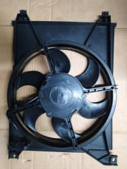Запчасть вентилятор радиатора Hyundai Sonata 2004