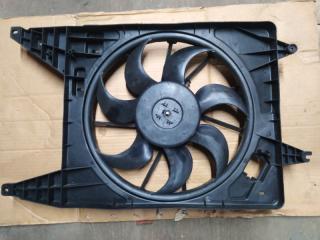 Запчасть вентилятор радиатора Renault Logan 2008
