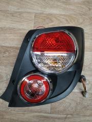 Запчасть фонарь задний правый Chevrolet Aveo