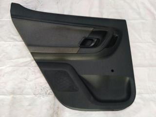 Обшивка двери задняя левая Skoda Fabia 2010-2014