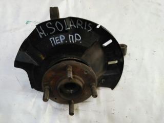 Кулак поворотный передний правый Hyundai Solaris 2010-2016