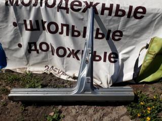 Запчасть порог со стойкой левый ваз 2114 2007