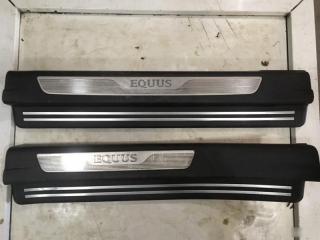 Запчасть накладка порога (внутренняя) Hyundai Equus
