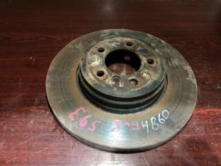 Запчасть тормозной диск задний BMW 7-Series