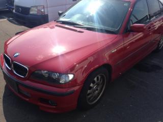 Запчасть авто на разбор BMW 320i 1998-2005