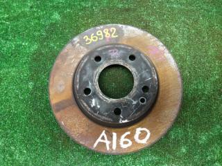 Запчасть диск тормозной передний MERCEDES-BENZ A160