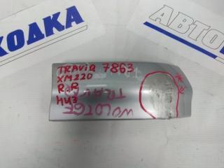 Планка под стоп задняя правая SUBARU TRAVIQ 2001-2004
