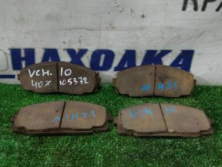 Колодки тормозные передние TOYOTA GRAND HIACE 1999-2002