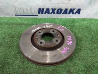 Запчасть диск тормозной передний PEUGEOT 307 2001-2005