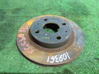 Запчасть диск тормозной передний TOYOTA PASSO 2010-2014