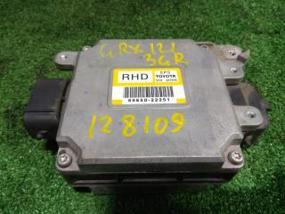 Блок управления рулевой рейкой TOYOTA MARK X 2004-2006