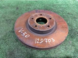 Запчасть диск тормозной передний VOLVO V50 2004-2012