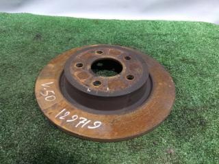 Запчасть диск тормозной задний VOLVO V50 2004-2012