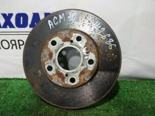 Запчасть диск тормозной передний TOYOTA GAIA 2001-2004
