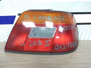 Запчасть фонарь задний задний правый DAIHATSU CHARADE SOCIAL 1994-1998