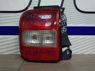 Запчасть фонарь задний задний левый SUZUKI ALTO LAPIN 2002-2008