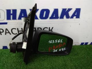Запчасть зеркало переднее правое FIAT PANDA 2003-2008