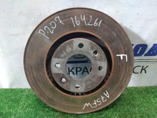 Запчасть диск тормозной передний PEUGEOT 207 2007-2012