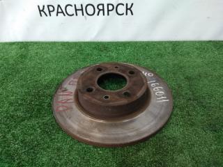 Запчасть диск тормозной передний FIAT PANDA 2003-2009
