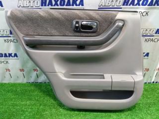 Обшивка двери задняя левая HONDA CR-V 1999-2001