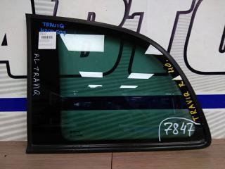 Запчасть стекло собачника заднее левое OPEL ZAFIRA 2001-2005