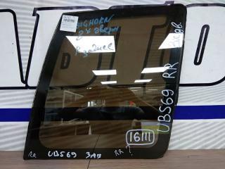 Запчасть стекло собачника заднее правое ISUZU BIGHORN 1991-1997