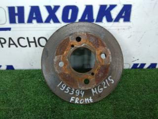 Запчасть диск тормозной передний NISSAN MOCO 2002-2006
