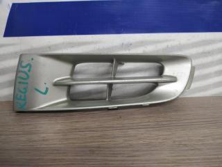 Запчасть заглушка в бампер передняя левая TOYOTA HIACE REGIUS