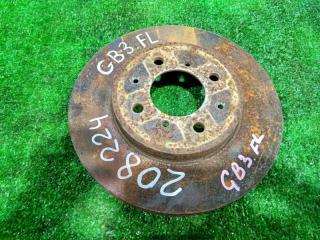 Запчасть диск тормозной передний HONDA FREED 2008-2011
