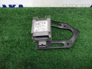 Блок управления вентилятором MERCEDES-BENZ A160