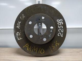 Запчасть диск тормозной передний TOYOTA ISIS 2004-2006