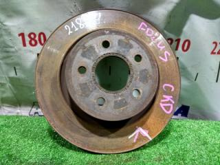 Запчасть диск тормозной задний FORD FOCUS 2004-2011